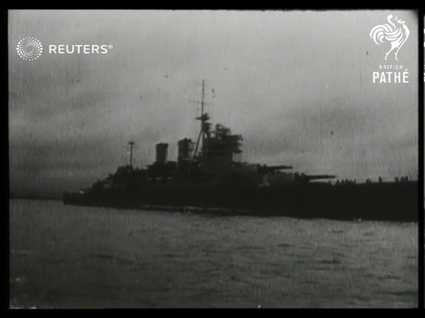 DEFENCE Retirement of five capital ships from the RN (1948)