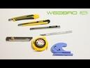 Обзор ножей которыми я работаю Olfa Proedge и Snappy