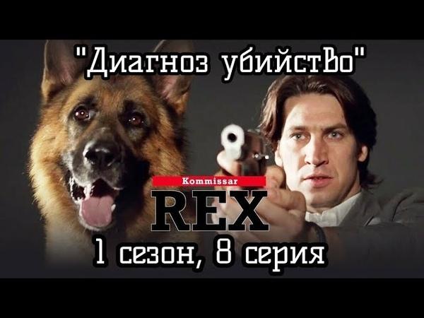 Комиссар Рекс 1 сезон 8 серия Диагноз убийство