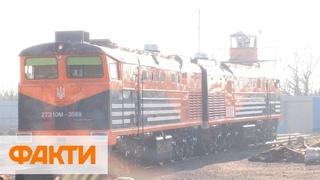 Сенсорное управление и экономный двигатель: в Николаеве модернизировали 40-летний тепловоз