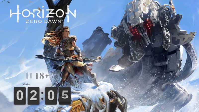 Horizon Zero Dawn Frozen Wilds Новая игра чаcть 2 лучшедома