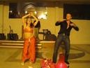 Русский турист сделал восточную девушку по танцам