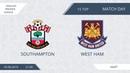AFL19. England. Premier League. Day 15. Southampton - West Ham