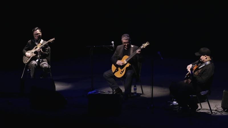 Autumn Leaves - Martin Taylor, Ulf Wakenius Eugene Pao Live in Hong Kong 2017