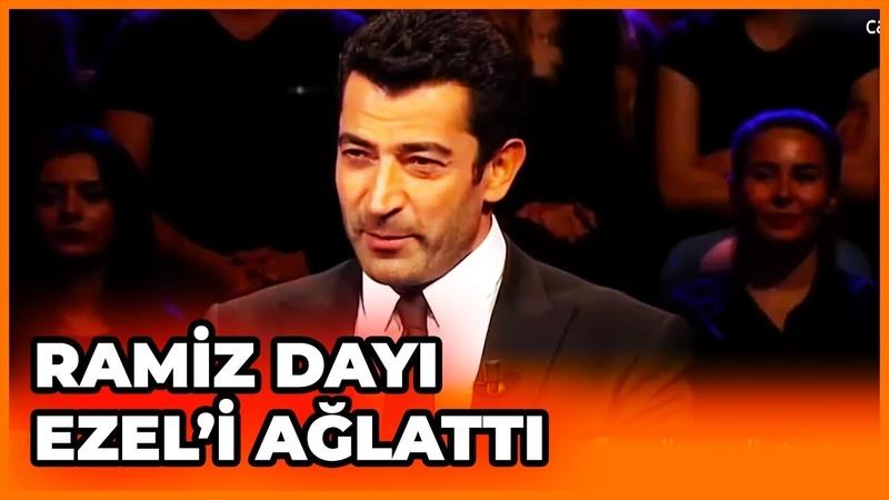 Tuncel Kurtiz'in Sesi Kenan İmirzalıoğlu'nu Duygulandırdı GEL KONUŞALIM