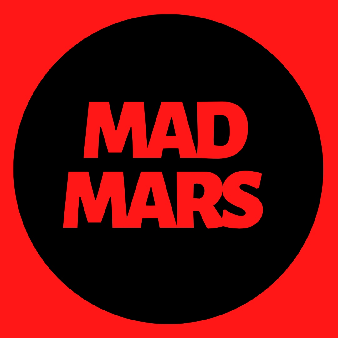 Афиша Ижевск MAD MARS 2020