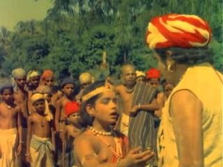 Юность Кришны / Shri Krishna Leela (Хоми Вадиа) 1971 г