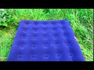 Bestway Надувной матрас  надувная кровать в палатку.