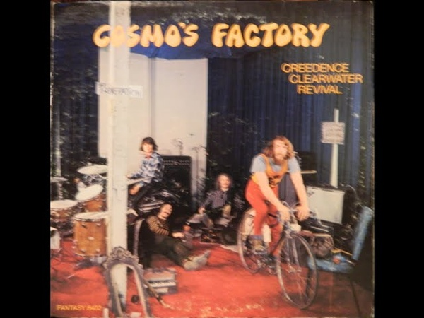 Creedence Clearwater Revival - I Heard It Through the Grapevine - Original Stereo LP - HQ