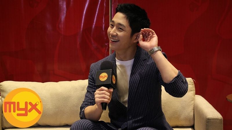 JUNG HAE IN Shares His Most Favorite Scene From Something In The Rain! | MYXclusive