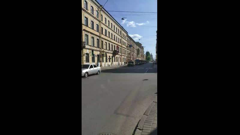 СПб, Недалеко от улицы Декабристов