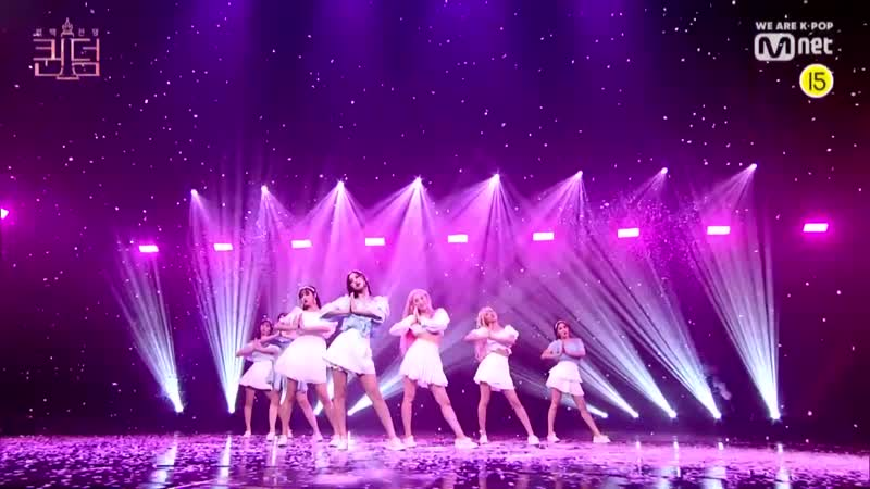 · Perfomance · 190817 · OH MY GIRL Opening Performance · Mnet Queendom ·