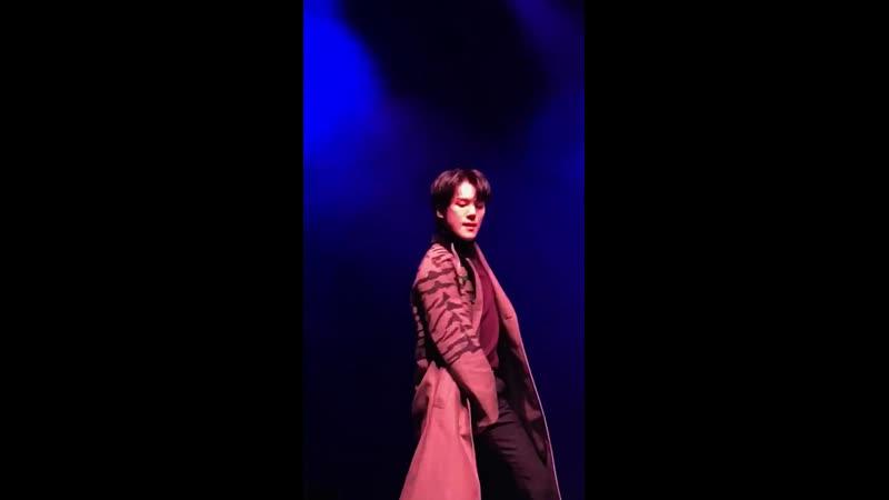 Minhyuk focus but watch till the end