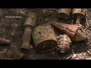 Незаконные раскопки в Сергиево-Посадском районе. Кто на самом деле эти археологи