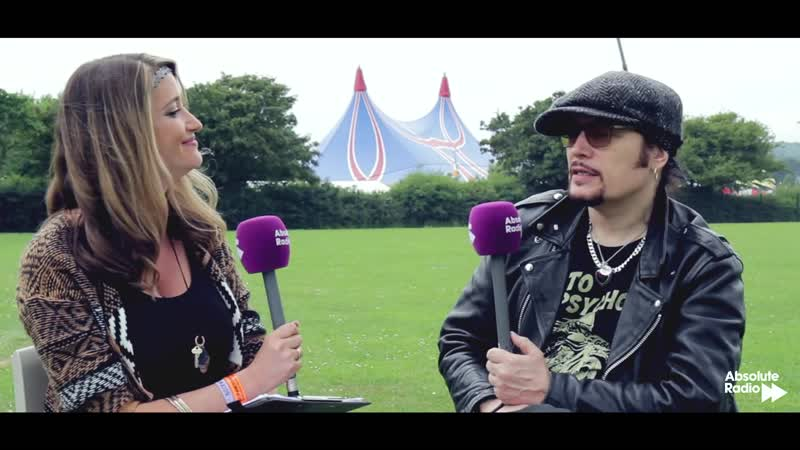 Adam Ant on why the 80s live on IOW Fest 2016