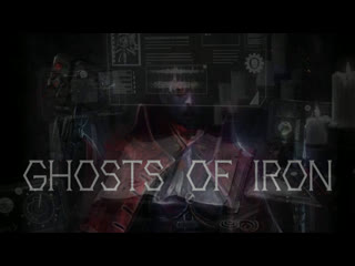 Бэкострим thestation ghosts of iron short story warhammer