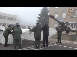 НМ ДНР отпраздновала День артиллерии.