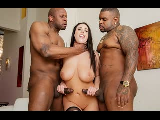 [JulesJordan] Angela White - Interracial DP NewPorn2020