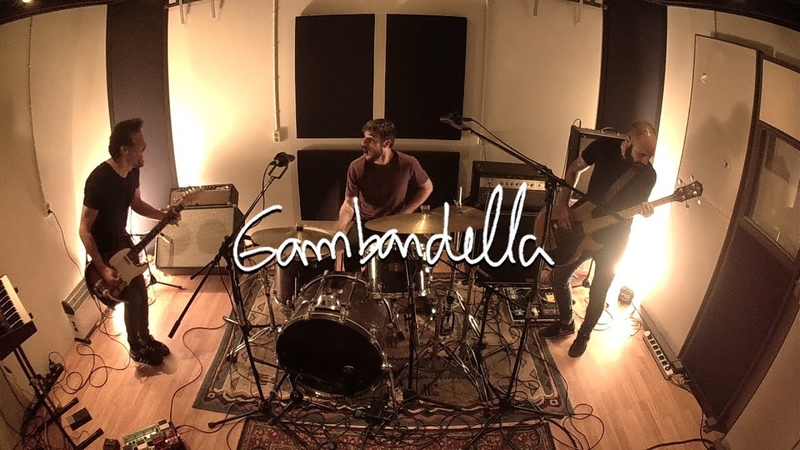 Psychedelic Jazz Rock Fusion - Gambardella from Barcelona, Spain @ White Noise Sessions 30-10-2017