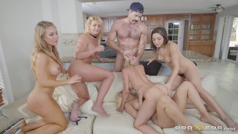 Abella Danger, Alexis Fawx, Keisha Grey, Kelsi Monroe, Luna Star, Megan Rain, Monique Alexander, Nicole