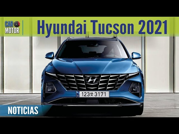 Hyundai Tucson 2021 Así será la 4ta generación y llega en Agosto Car Motor
