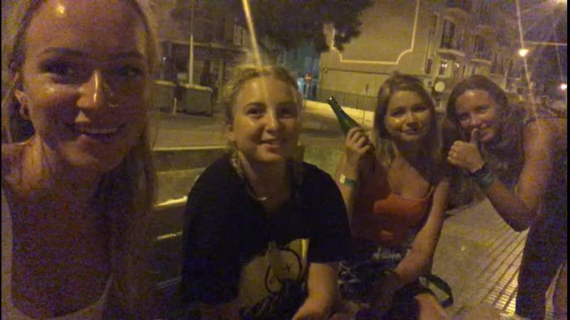 Pēdējās naktis Spānijā