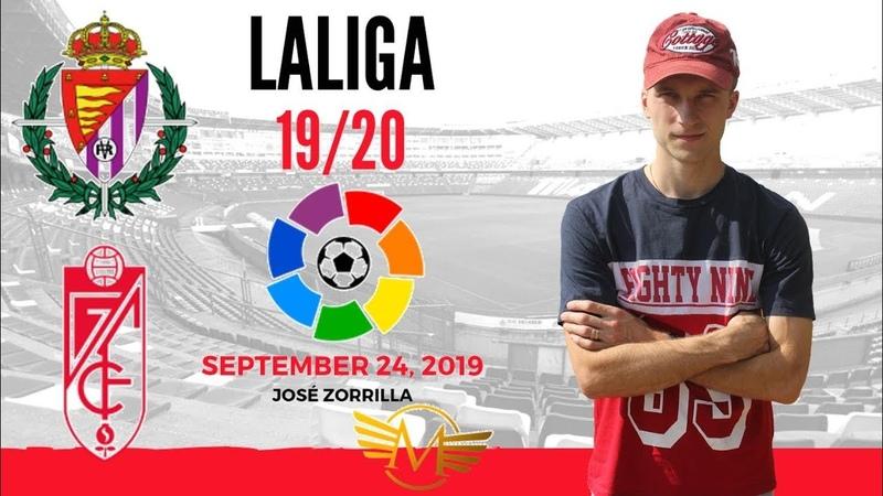 Вальядолид - Гранада прогноз|24.09.2019|Real Valladolid - Granada