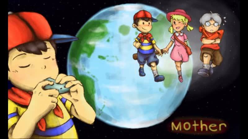 Earthbound Zero NES сквозь кашель и болезни пройду Реквест длиннострим