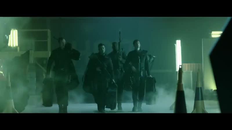 Halo Сумерки Halo Nightfall 2014 Трейлер сезон 1 русский язык