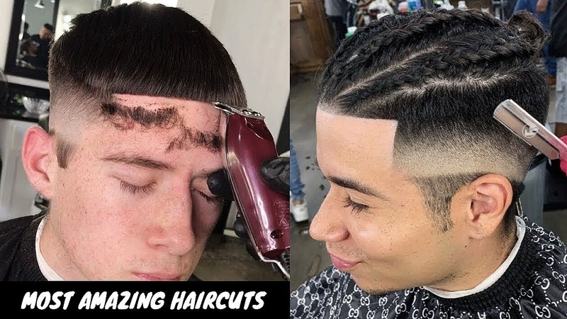 BEST BARBERS IN THE WORLD 2020 BARBER BATTLE EPISODE 5 SATISFYING VIDEO HD