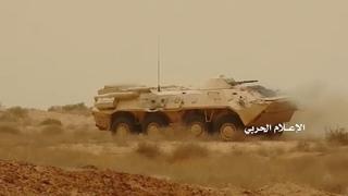 Йемен. +18. .  ВС Йемена и хуситы уничтожили колонну ВС Судана в пустыне Миди