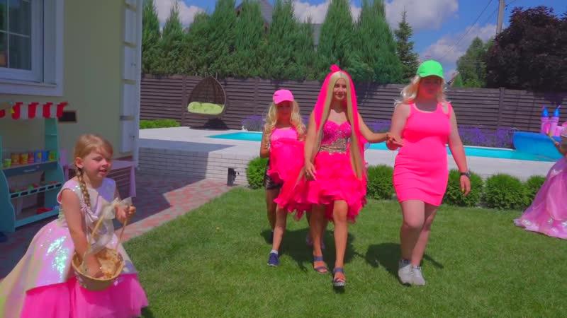 Барби НЕВЕСТА Кукольная Свадьба