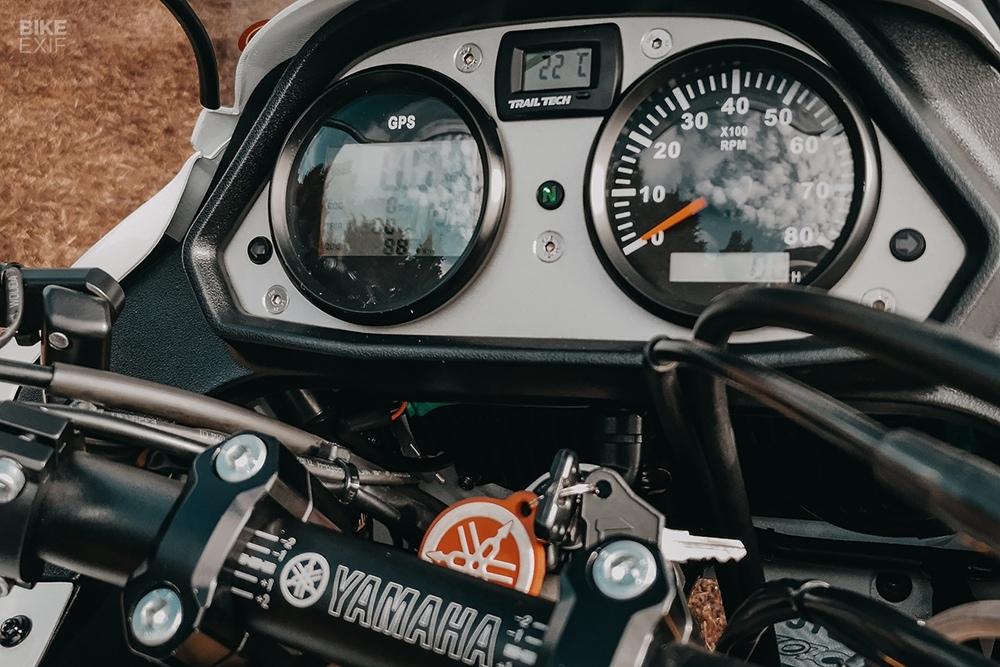 Mastech: Кастом Yamaha XTZ750 Super Tenere 1991