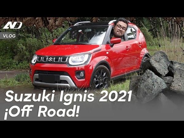 Suzuki Ignis 2021 ¿Realmente es un SUV ¡Lo ponemos a prueba AD