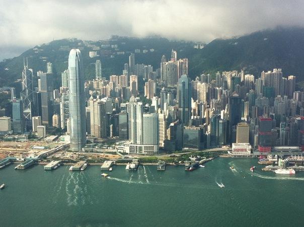 Hong Kong. June 2011