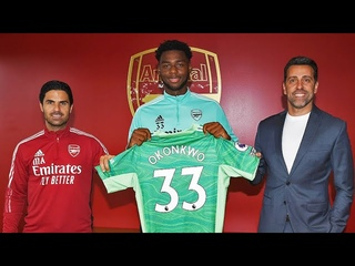 Arthur Okonkwo signs new contract & joins the mens first-team squad