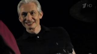 Скончался барабанщик легендарной рок-группы The Rolling Stones Чарли Уоттс.