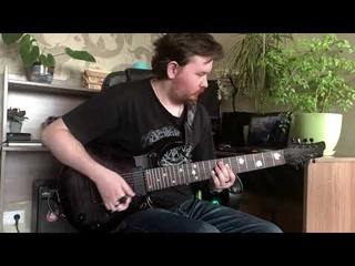 Deftones - Be Quiet And Drive (Far Away) (cover by Randall Harrell)