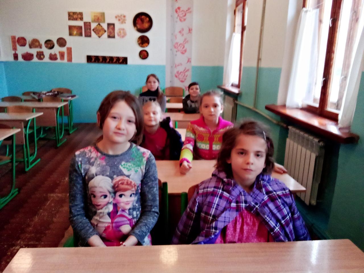 донецкая республиканская библиотека для детей, занятия с детьми, детям о природе, отдел обслуживания учащихся 5-9 классов