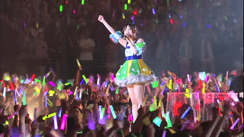 Momoiro Clover Z Momoclo no Nippon Banzai SUMMER DIVE 2012 Seibu Dome