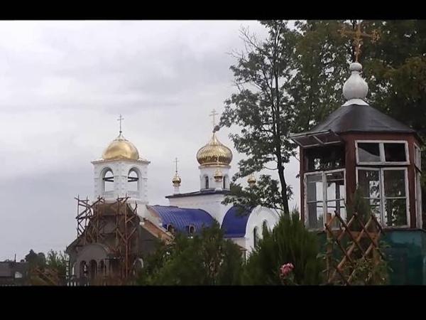 Свято Введенская церковь г Кобрин Брестская область Беларусь