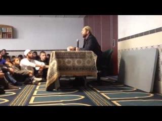 Шейх Хамзат Чумаков (Франция, Орлеан, 02/10/14).