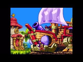Akanai play Shantae Riskys Revenge - Начало нового приключения #1