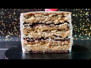 Рецепт: ПЕСОЧНЫЙ торт