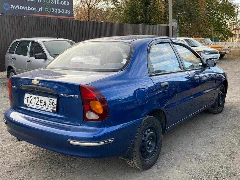 Купить Chevrolet Lanos 2008 года  МАКСИМАЛЬНАЯ   Объявления Орска и Новотроицка №10058