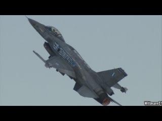 2013 Międzynarodowe Pokazy Lotnicze Radom Air Show -Hellenic F-16 Demo Team