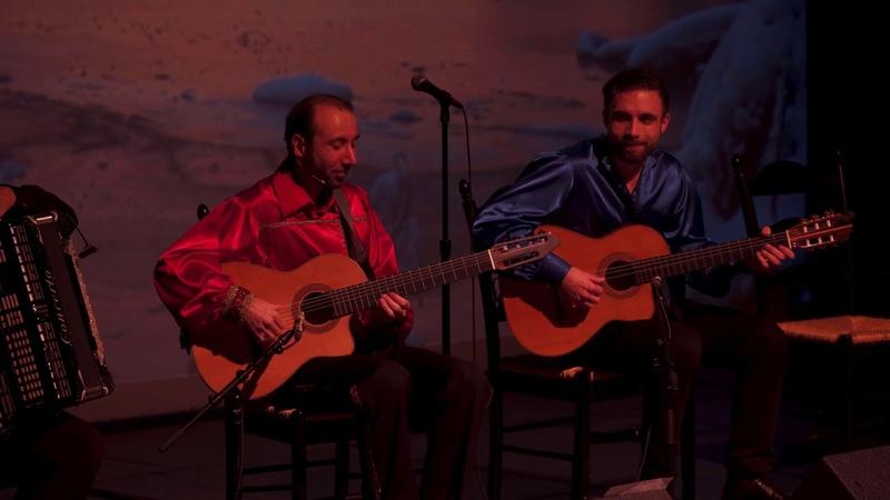 Vadim Sasha Kolpakov - Vengerka (Two Guitars) / Gypsy Soul show (Part - Russia)