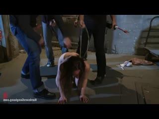 Casey Calvert рабыня для утех в подвале Gangbang [BDSM, porno, Sex, kinky, hardcore, rough, бдсм, секс, порно, жестко]