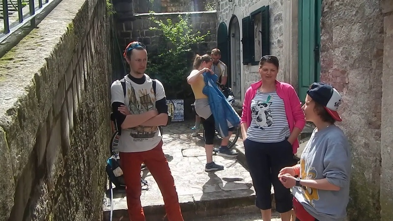 Велошенген Балканы часть3