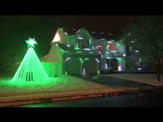 Philadelphia eagles christmas house #flyeaglesfly